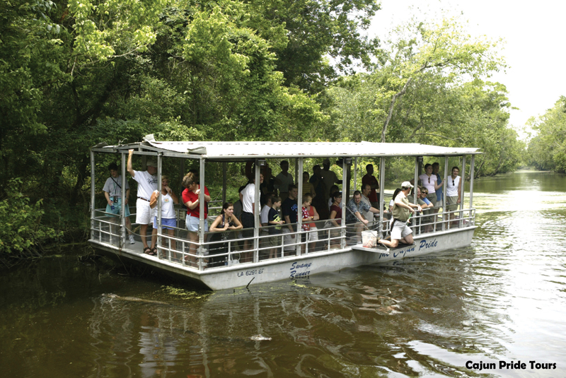 Bus Tours From Lafayette Louisiana