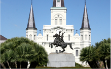 See St. Louis Cathedral on New Orleans City Tour