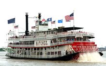 New Orleans Steamboat Cruise
