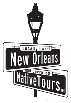 New Orleans Native Tours locally operated and owned